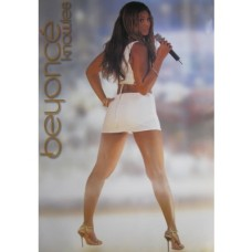 """The picture of Beyonce that I used to put on my desk for """"motivation"""" when I started working out. I look back at this now and just laugh, I can't believe that I used to do that.  Source: Google"""